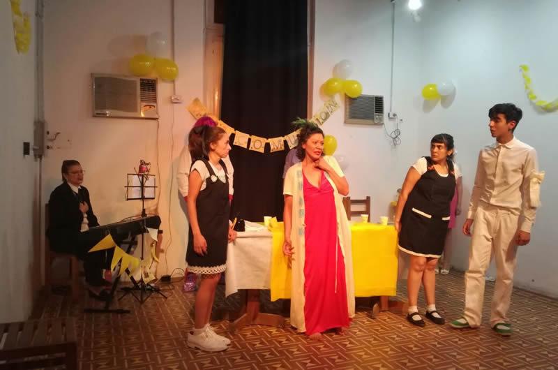 El circo de los Marsilli
