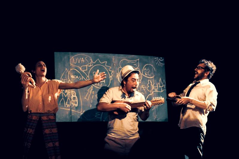 Bodangres (adaptación caprichosa de una obra de Lorca)